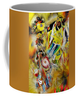 Coffee Mug featuring the photograph Celebration Of Nations by Vicki Pelham