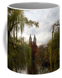 Central Park Autumn Coffee Mug
