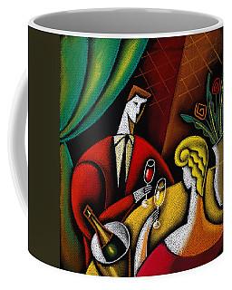 Champagne And Love Coffee Mug