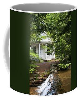 Chapel At Hickory Run State Park Coffee Mug