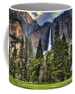 Chapel In The Valley 2 Coffee Mug