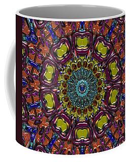 Chapel Window Coffee Mug by Alec Drake