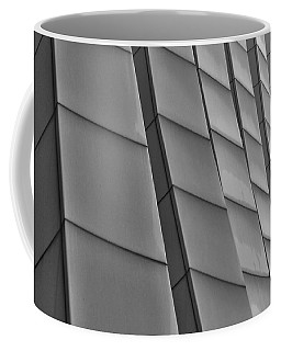 Chase Tower Abstract Coffee Mug by Tom Bush IV