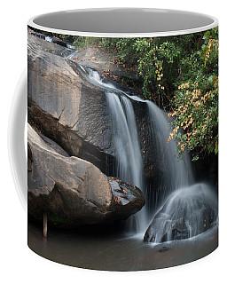 Coffee Mug featuring the photograph Chau-ram Falls by Lynne Jenkins
