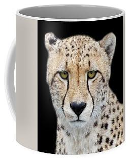 Coffee Mug featuring the photograph Cheetah by Lynn Bolt
