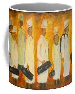 Chef School Coffee Mug