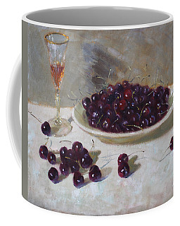 Cherries Coffee Mug