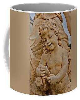 Cherub At Biltmore Estate Coffee Mug