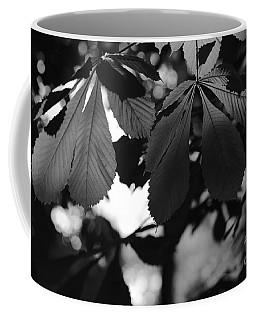 Chestnut Leaves Coffee Mug
