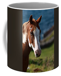 Chestnut Mare  Coffee Mug