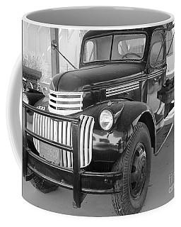 Chevrolet Farm Truck Coffee Mug by Pamela Walrath