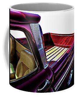 Chevy Custom Truckbed Coffee Mug