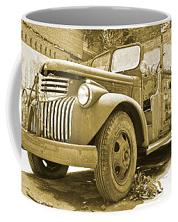 Chevy Firetruck  Coffee Mug