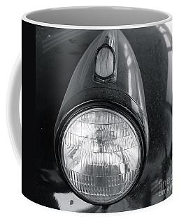 Chevy Light Coffee Mug by Pamela Walrath