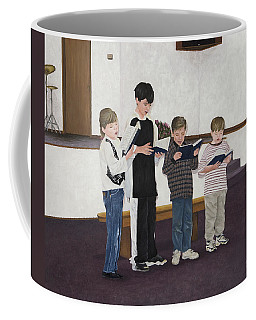 Children Sing Praise Coffee Mug