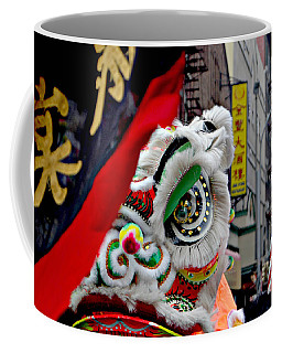 Chinese New Years Nyc  4704 Coffee Mug