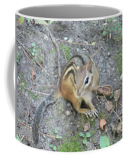 Chipmunk Feast Coffee Mug