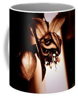 Chocolate Silk Fuchsia II Coffee Mug by Jeanette C Landstrom