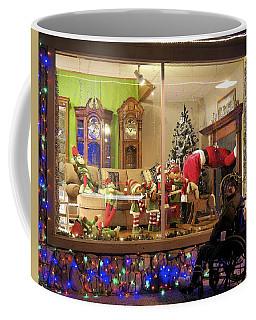 Christmas In Rochester Coffee Mug