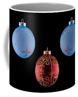 Christmas Ornaments Coffee Mug by Doug Long