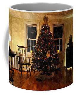Christmas Past Cpwc Coffee Mug