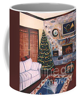 Christmastime By Karen E. Francis Coffee Mug