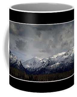 Chugach Mountains Coffee Mug