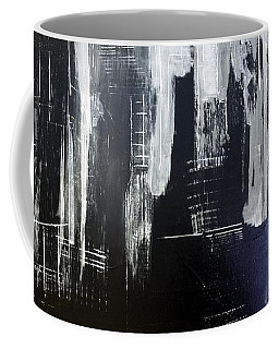 City Abstract Coffee Mug