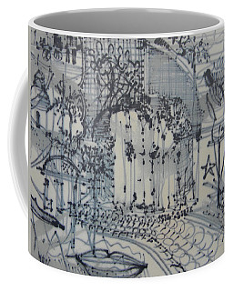 City Doodle Coffee Mug