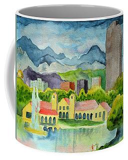 City Park Wonderland Summer Coffee Mug