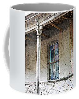 Coffee Mug featuring the photograph Civil War Hospital Memphis by Lizi Beard-Ward