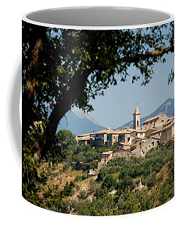 Coffee Mug featuring the photograph Civitavecchia by Dany Lison