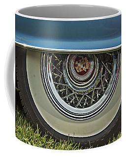 Classic Cadillac Wheel Coffee Mug