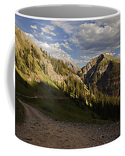 Clear Lake Road Coffee Mug