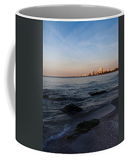 Cleveland From The Shadows Coffee Mug