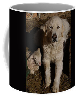 Close Personal Protection Coffee Mug