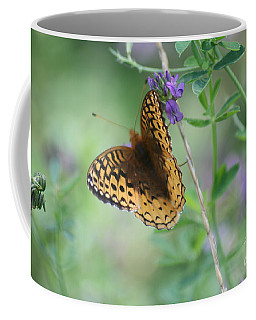 Close-up Butterfly Coffee Mug
