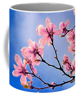 Cherry Blossums Coffee Mug