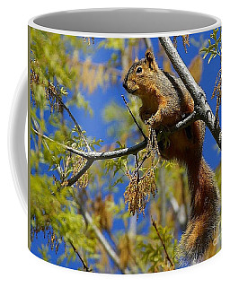 Standing Watch Coffee Mug