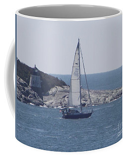 Coastal Newport Ri  Coffee Mug