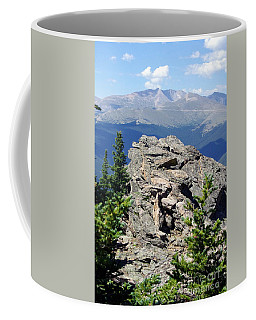 Coffee Mug featuring the photograph Colorado 11 by Deniece Platt