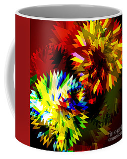 Colorful Blade Coffee Mug