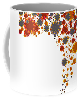 Colorful Blades Coffee Mug