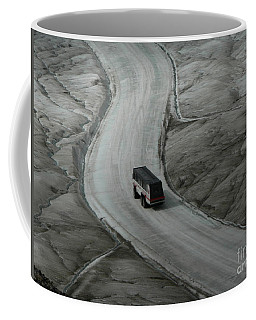 Columbia Icefield Glacier Adventure Coffee Mug