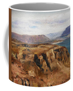 Columbia River Gorge I Coffee Mug