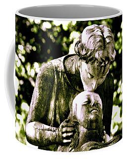 Comforted Coffee Mug by Valerie Rosen