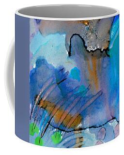 Coming Into Being II Coffee Mug