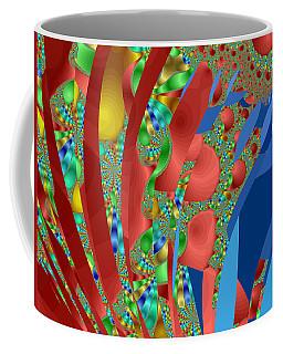 Complex Garden Coffee Mug
