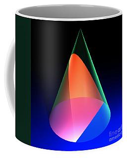 Conic Section Parabola 6 Coffee Mug