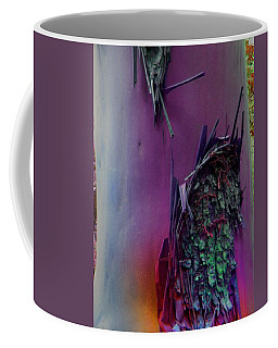 Coffee Mug featuring the digital art Connect by Richard Laeton
